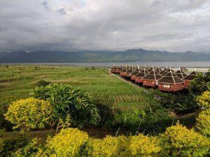 Hupin Resort on Inle Lake
