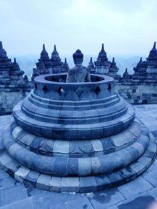 Sunrise at Borobudur Indonesia