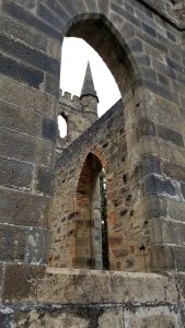 Remains of the Port Arthur Cathedral