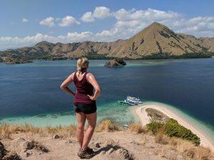 Kelor Island views Komodo National Park Indonesia