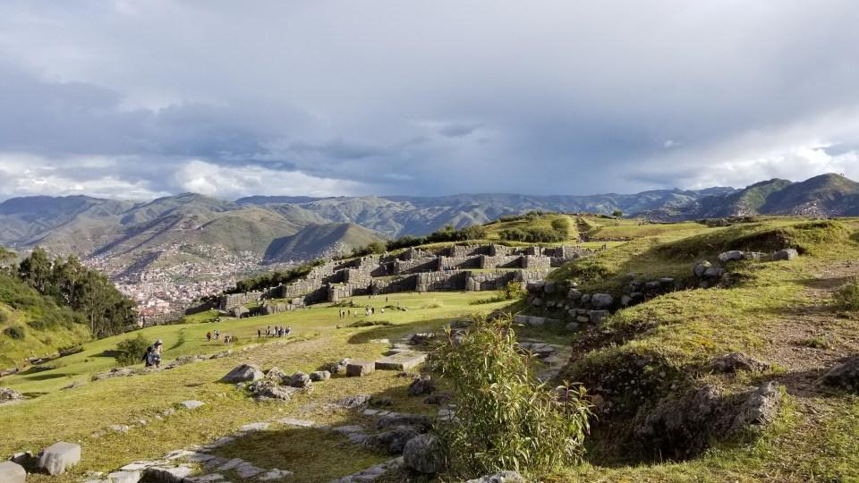 Sacsaywaman Cusco Peru