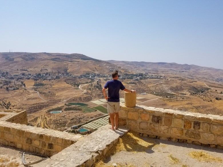 Views from Karak Castle