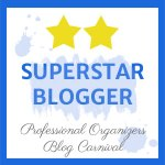 Professional Organizers Blog Carnival
