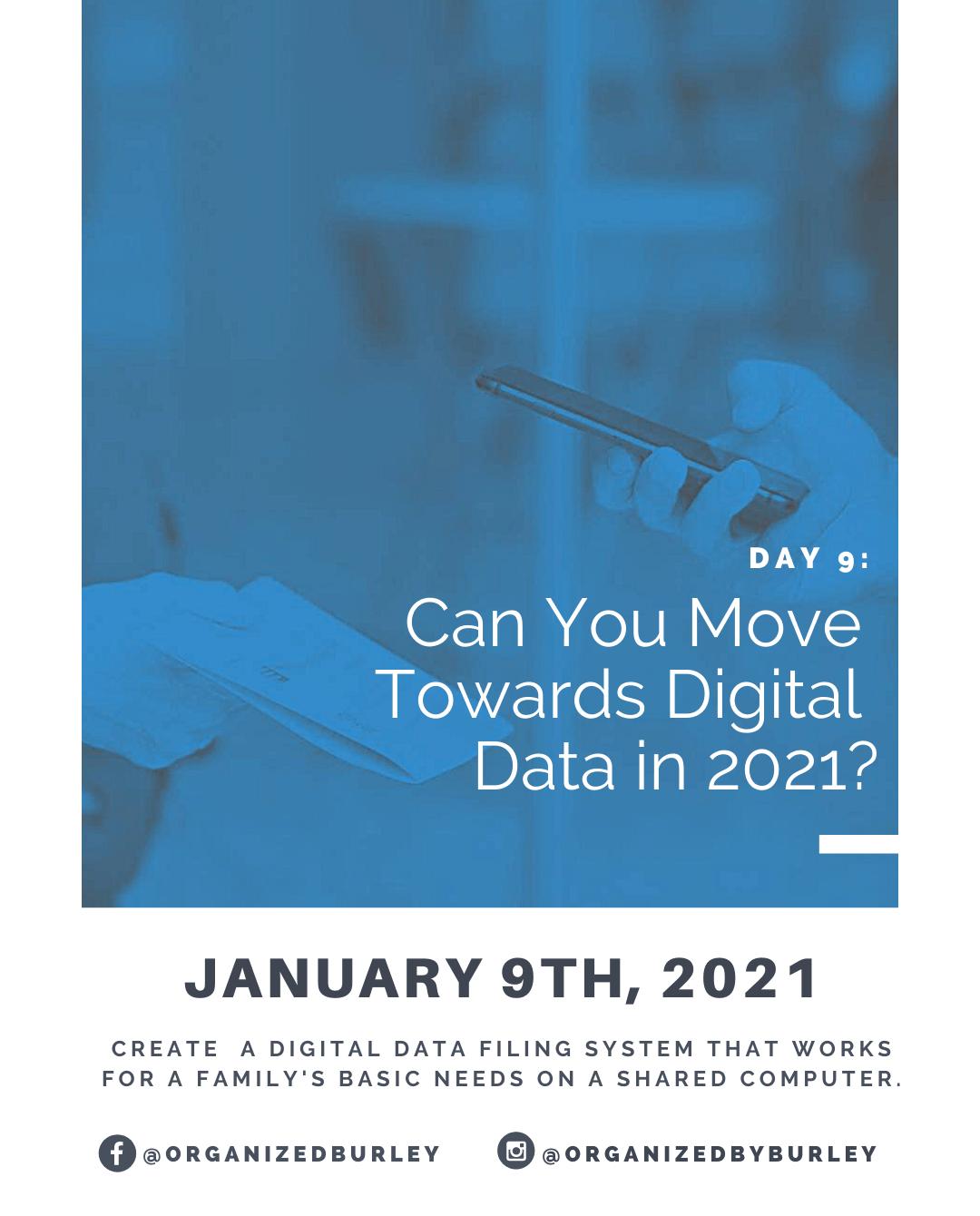 Transition your bills to digital