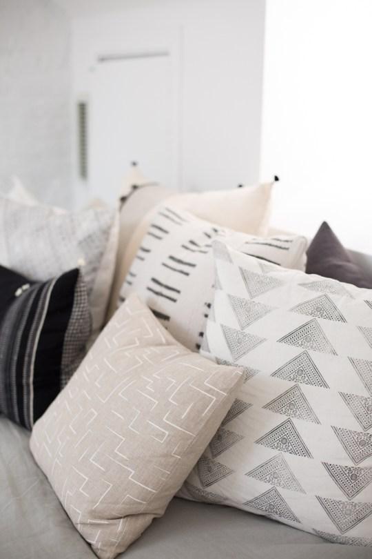 pillows- house into home