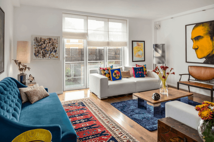 Rich Jewel Tones - Interior Design Trends of 2019