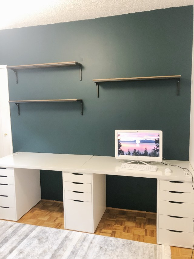Office After Shelving