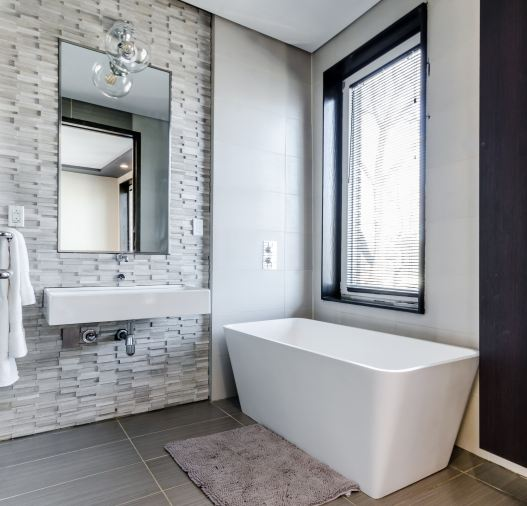Bathroom Focal Point