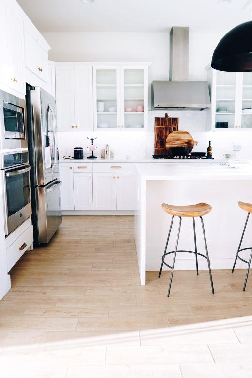 Kitchen Range Focal Point