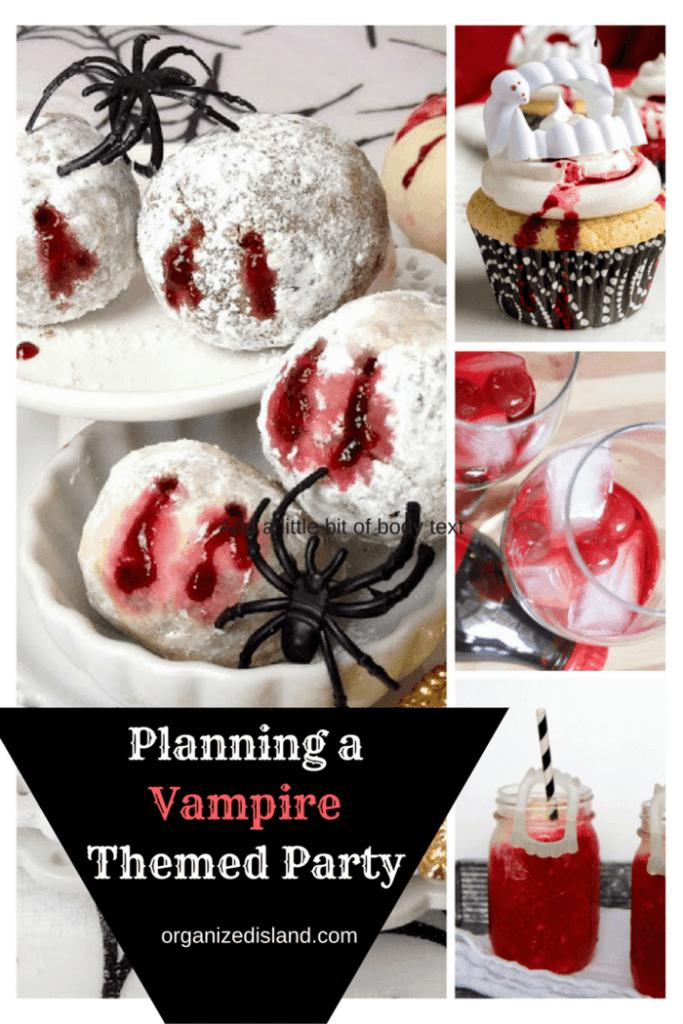 Vampire Dinner Recipes : vampire, dinner, recipes, Planning, Vampire, Themed, Party
