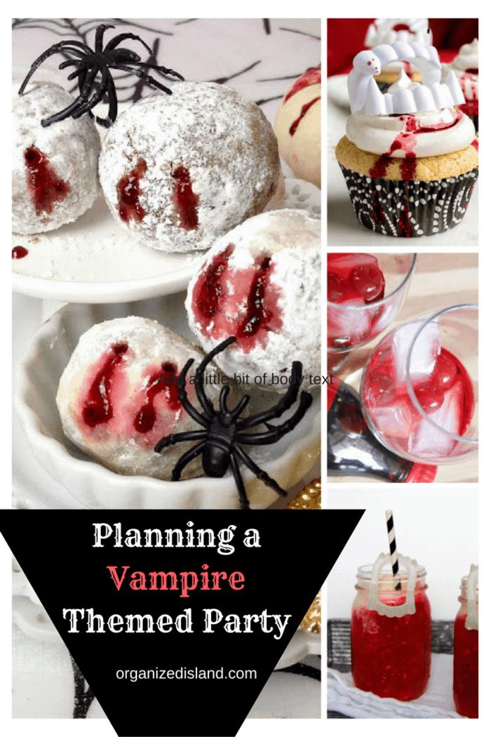 Vampire Dinner Ideas : vampire, dinner, ideas, Planning, Vampire, Themed, Party