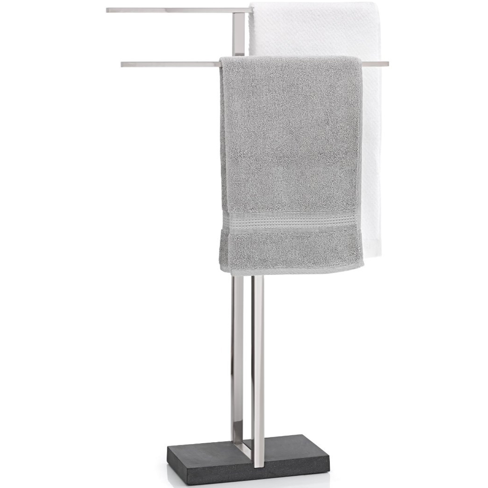 Bathroom Towel Stand Free Standing Towel Racks And Holders Organize It
