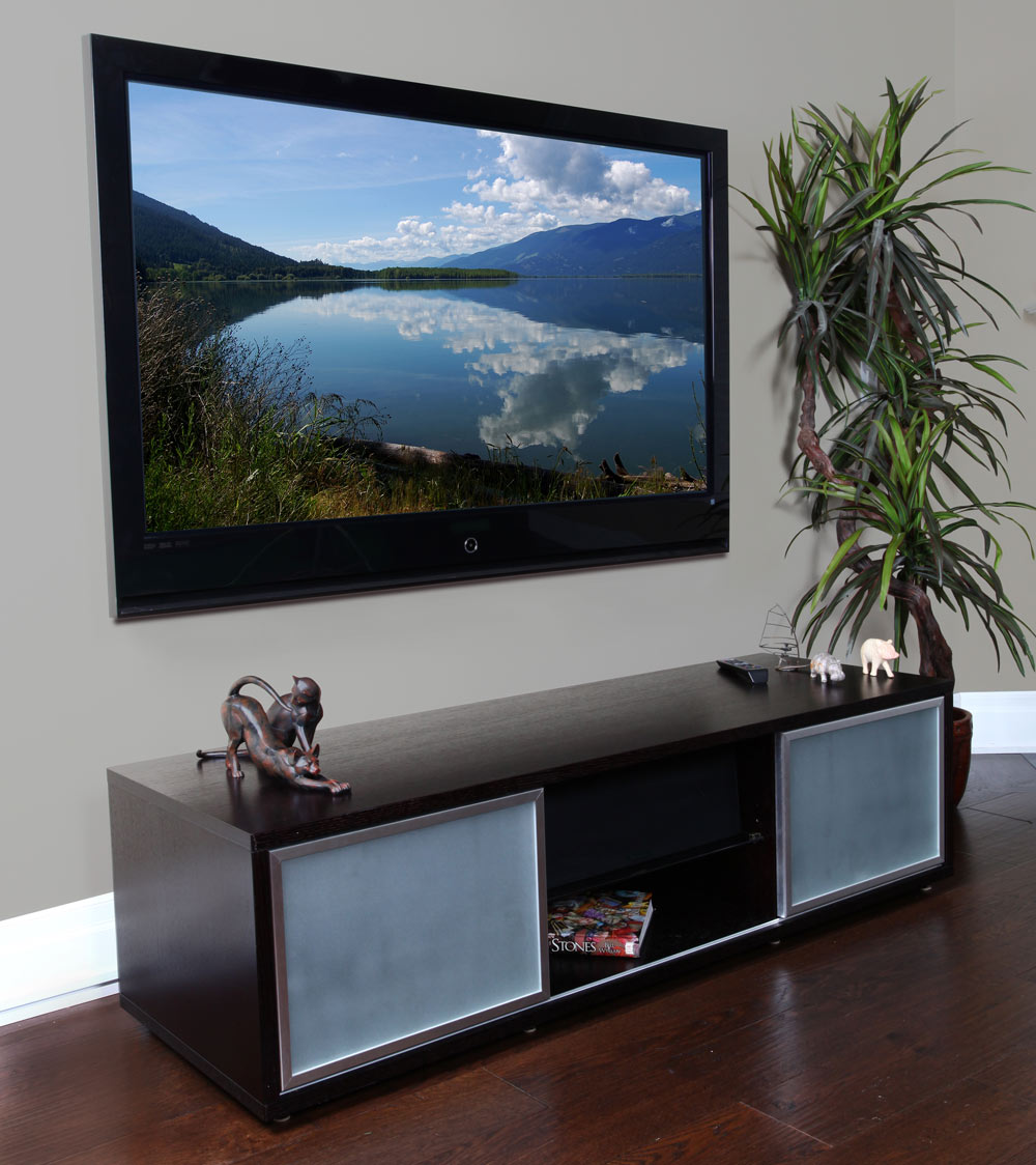 65 Inch TV Stand with Storage in TV Stands