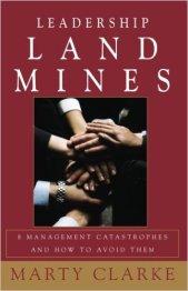 Leadership Landmines book cover