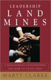 Leadership Landmines book cover
