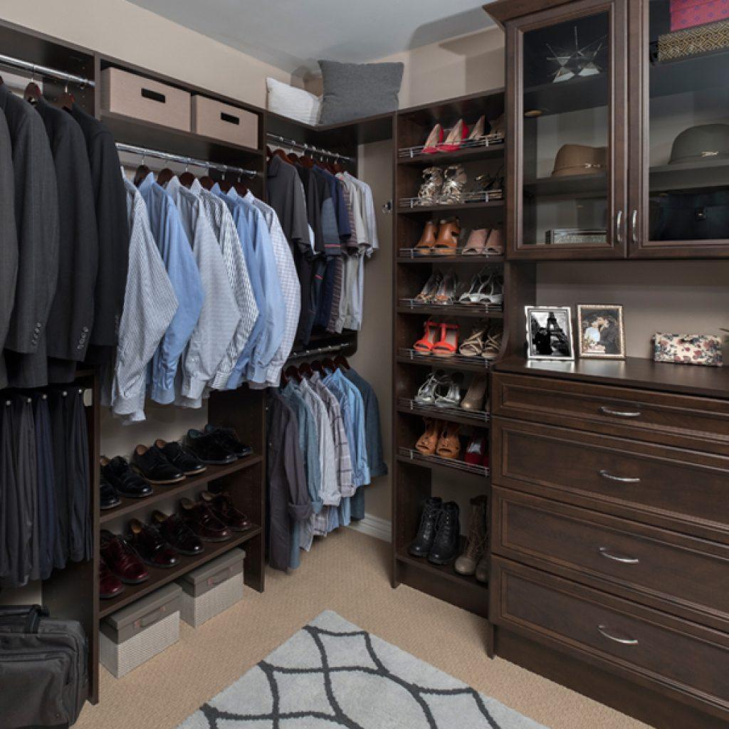 Walk In Closet Organizers Cabinets Organizers Direct