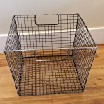 Shed Friday Vintage Metal Baskets For Storage