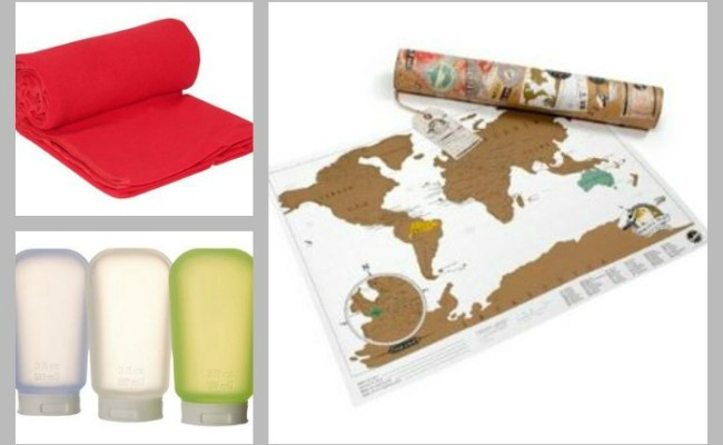 Gift Guide For The Traveler Organize And Decorate Everything
