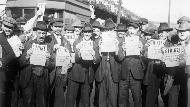 1919 steel strike
