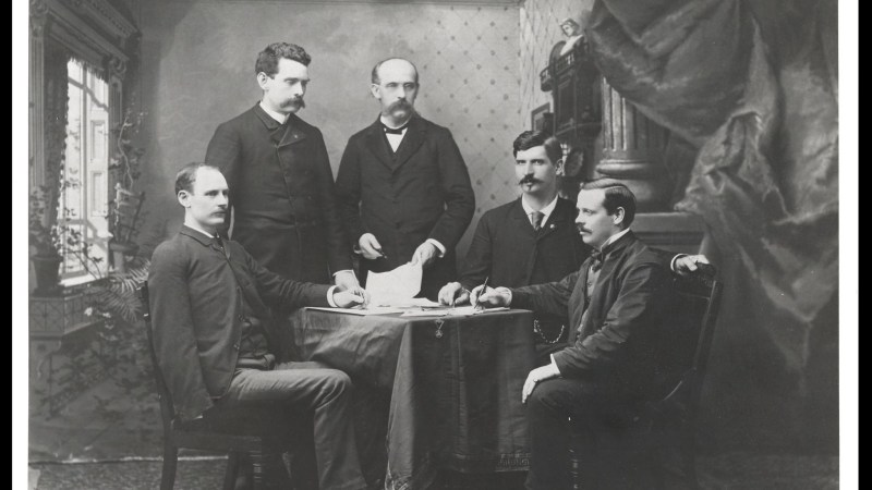 The First Union Bureaucracy: Paid Officers and Staff in the Knights of Labor, 1869 – 1917