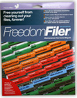 Review: How Freedom Filer Can Help You Get Your Files Under Control