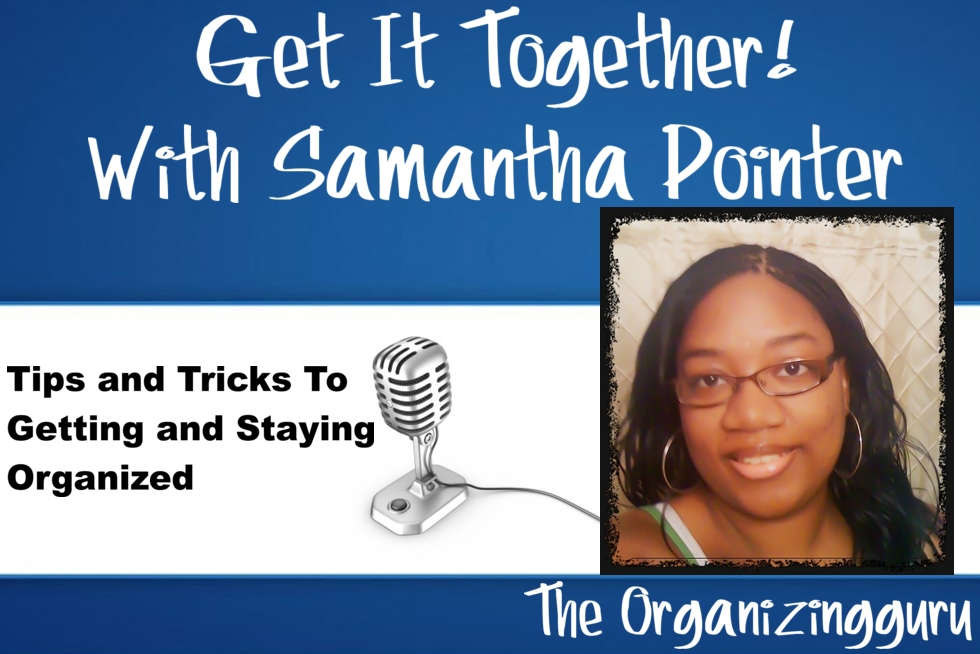 GIT Podcast #009 – How Best To Utilize A Professional Organizer When On A Budget