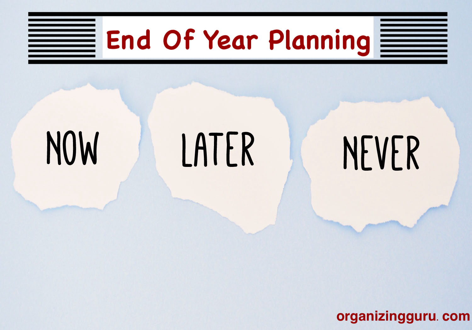 GIT Podcast #014 – End Of Year Planning