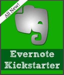 Evernote Kickstarter