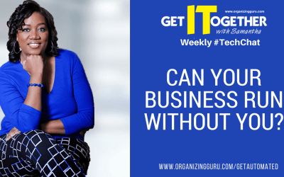 [Video] Can Your Business Run Without You?