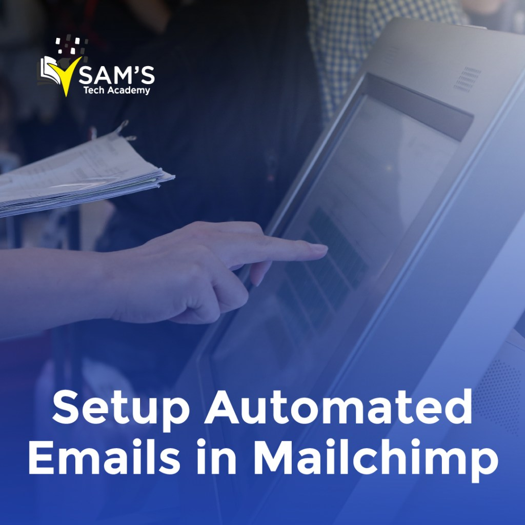 MailChimp training for the small business owner