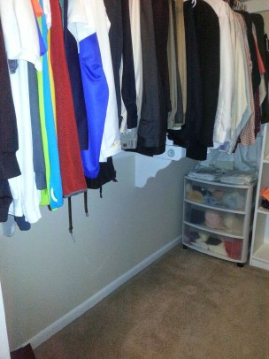 Kansas City Closet Organize - Drawer to Back