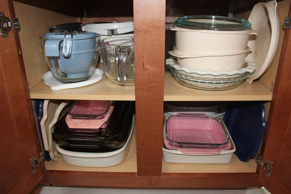 kitchen organize - cabinet with purpose
