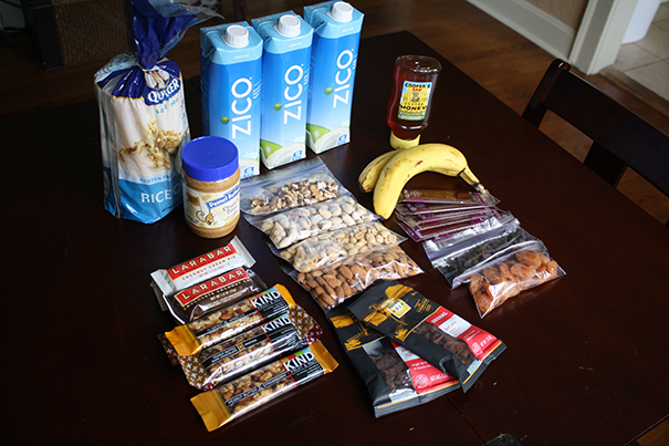 Food to Pack for Hospital Delivery