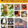 Halloween Party Ideas For Preschoolers