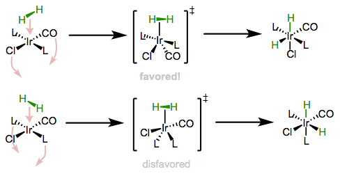 What are hydride and dihydrogen organometallic complexes