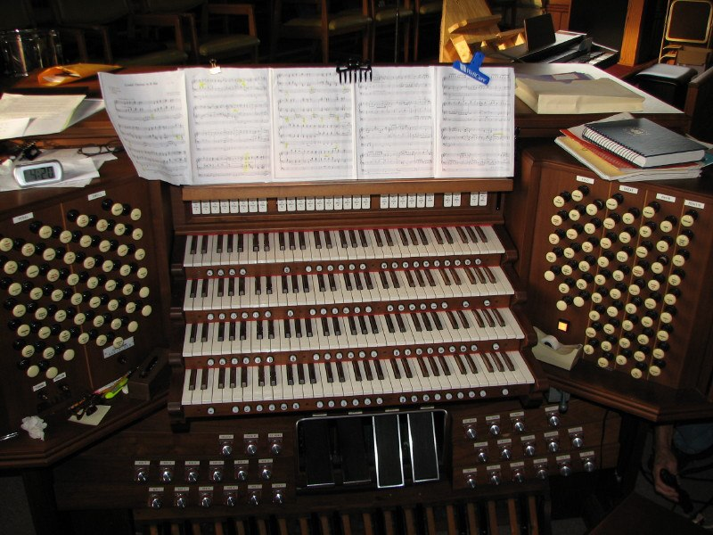 Electronic Church Organ Maintenance - Organtek