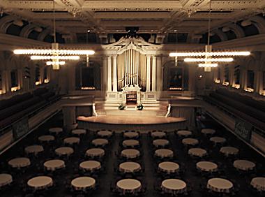 Worcester Mechanics Hall Massachusetts USA E Amp G G Hook Opus 334 Pipe Organ