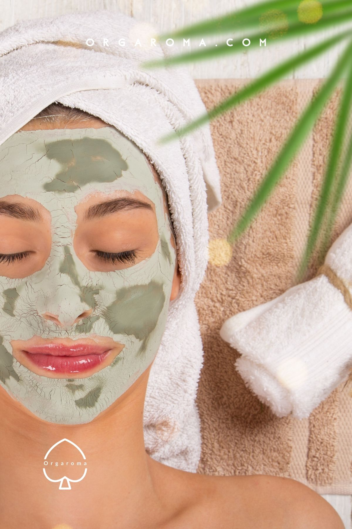 Benefit from the Face mask