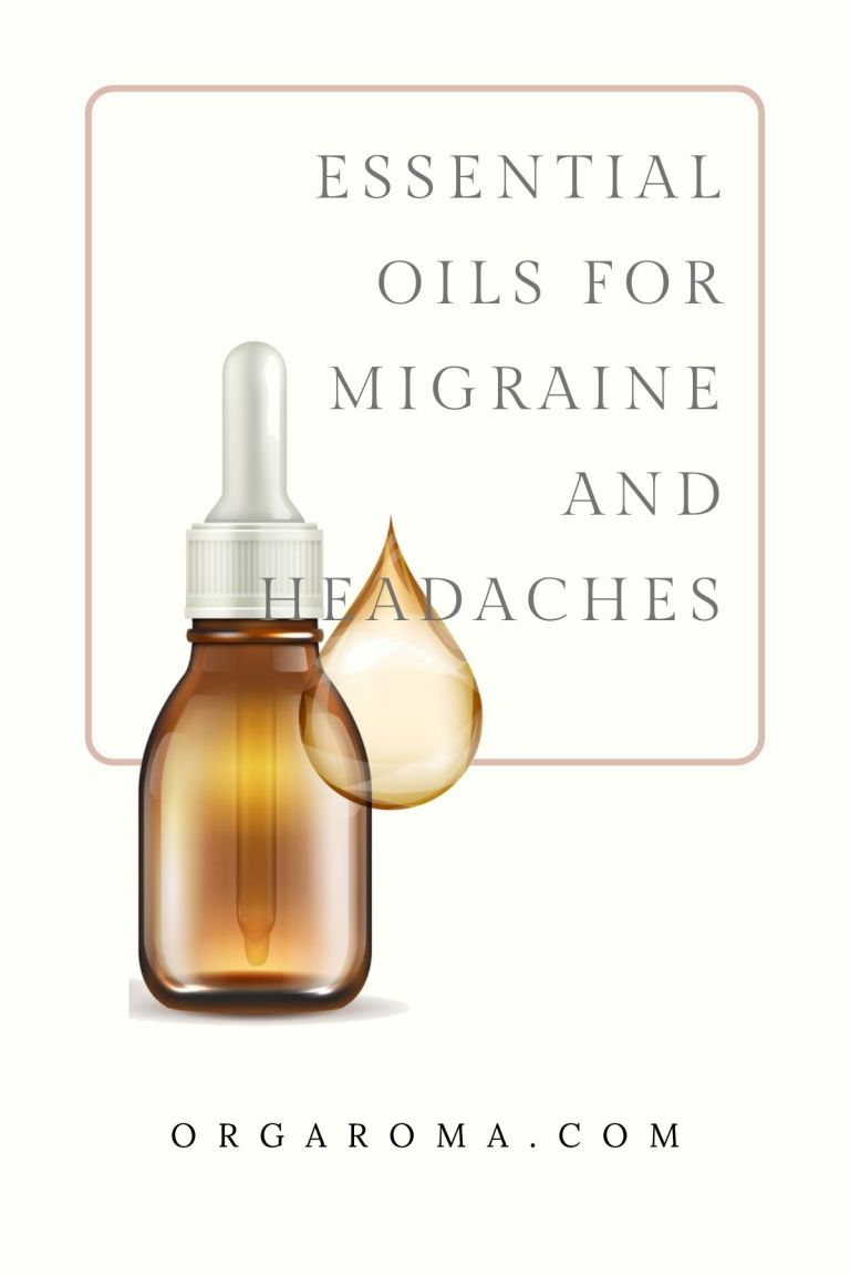 Read more about the article Essential oils for migraine headaches