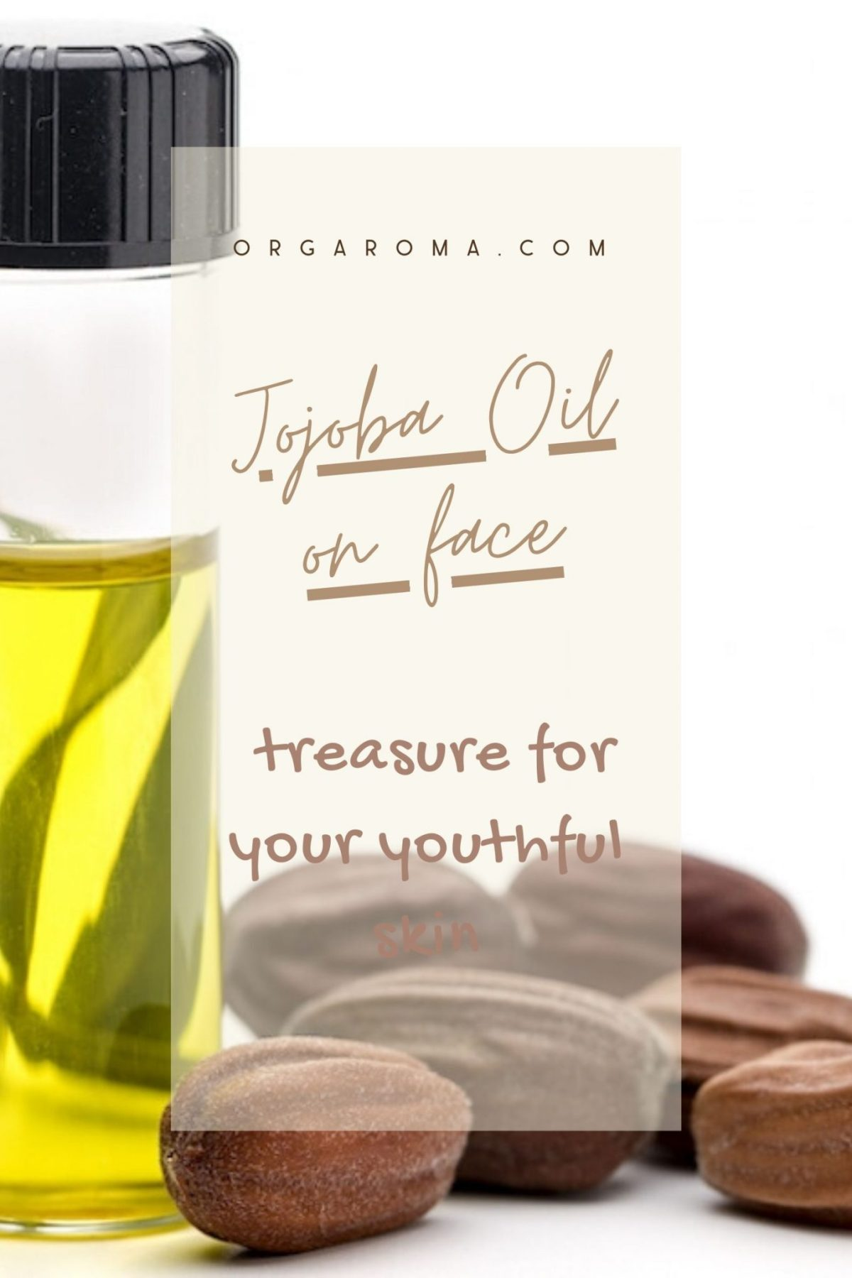 Jojoba oil on face treasure for your youthful skin