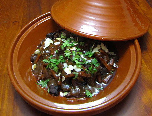 Lamb tagine - north African cuisine