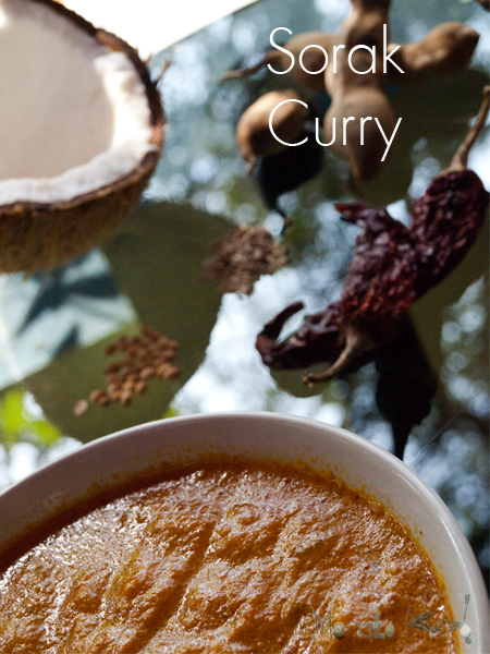 Sorak Curry by masalaherb.com