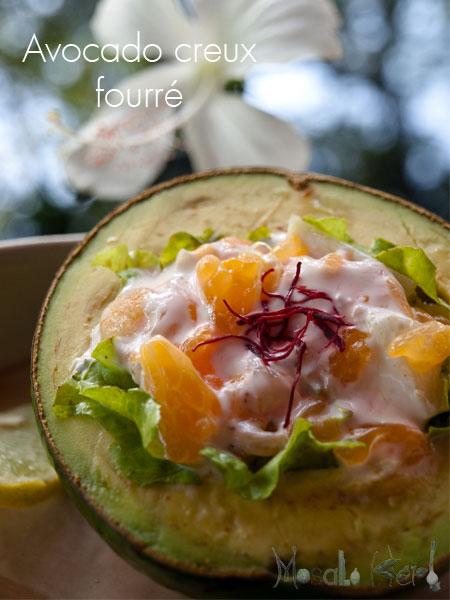 Avocado Creux Fourré