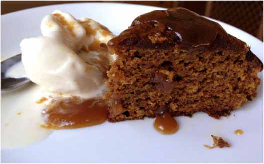 Sticky Date Pudding by Choc Chip Uru at Go Bake Yourself