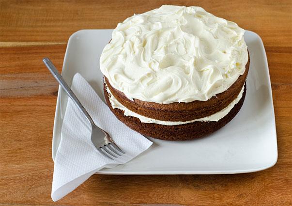 Manilyn's Carrot Cake