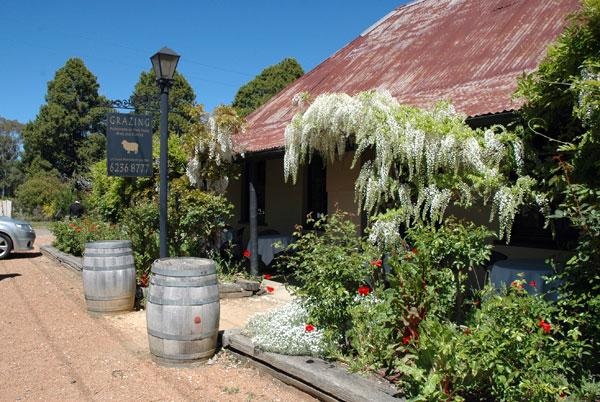 Grazing Restaurant, Gundaroo, NSW