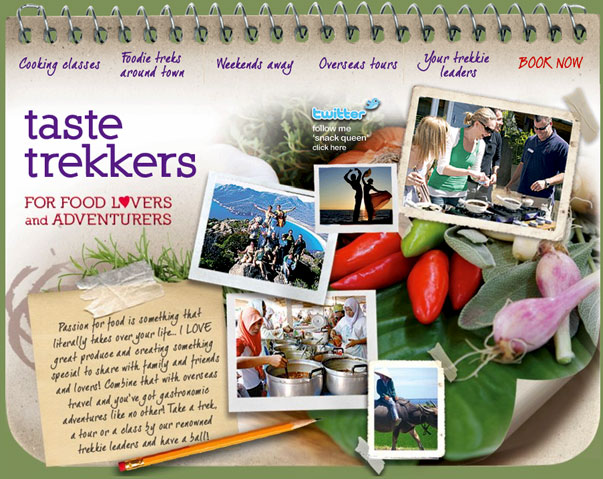 TasteTrekkers.com