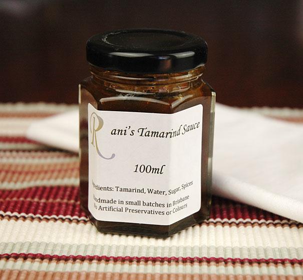 Rani's Tamarind Sauce