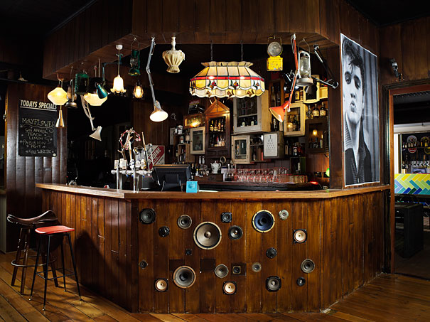 The Tunes Bar at Alfred and Constance