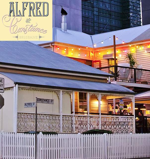 alfred and constance, brisbane